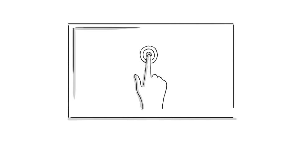 gesture signal