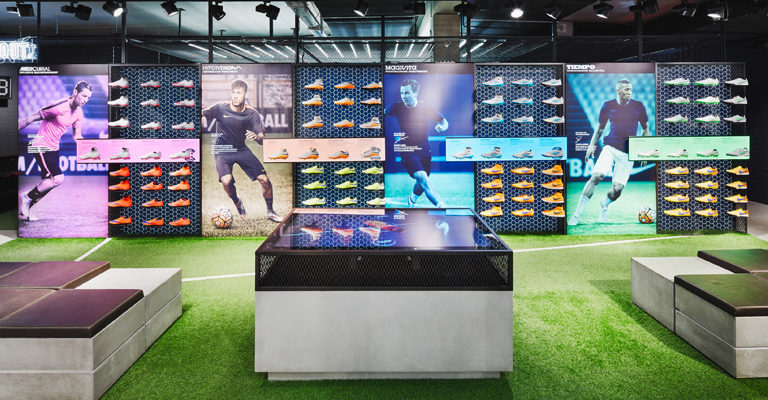 d08bbad73772 Demodern creates multi-channel shopping for Nike