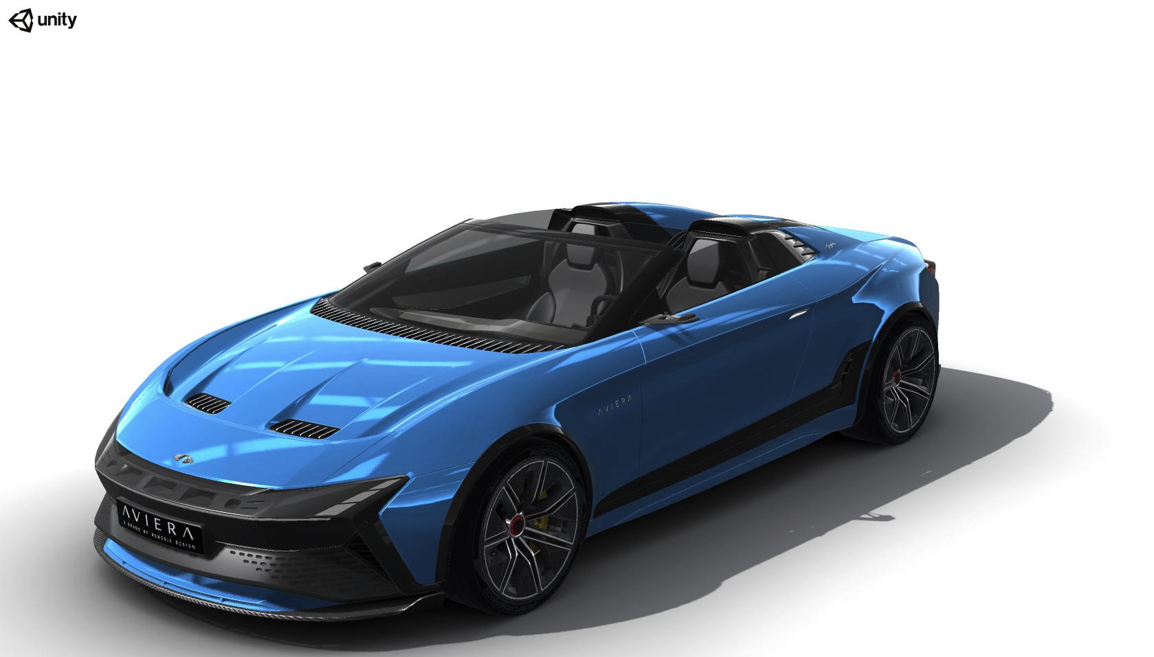 Web GL Car