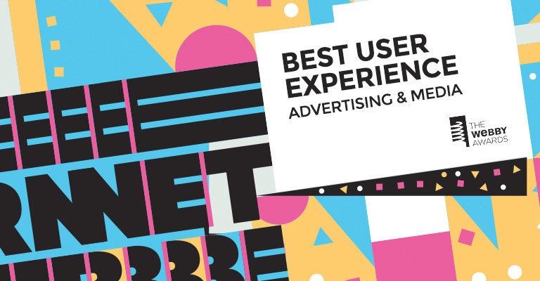 Webby Award für Nike Digital Retail Experience