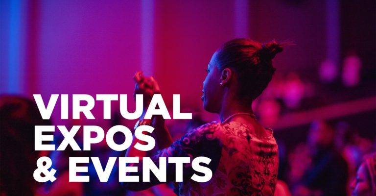 Exclusive Virtual Expos and Events