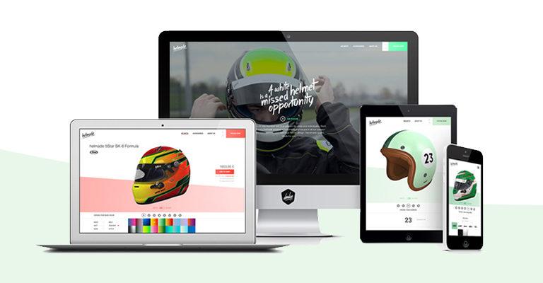 Demodern entwickelt Produktkonfigurator für Start-up helmade
