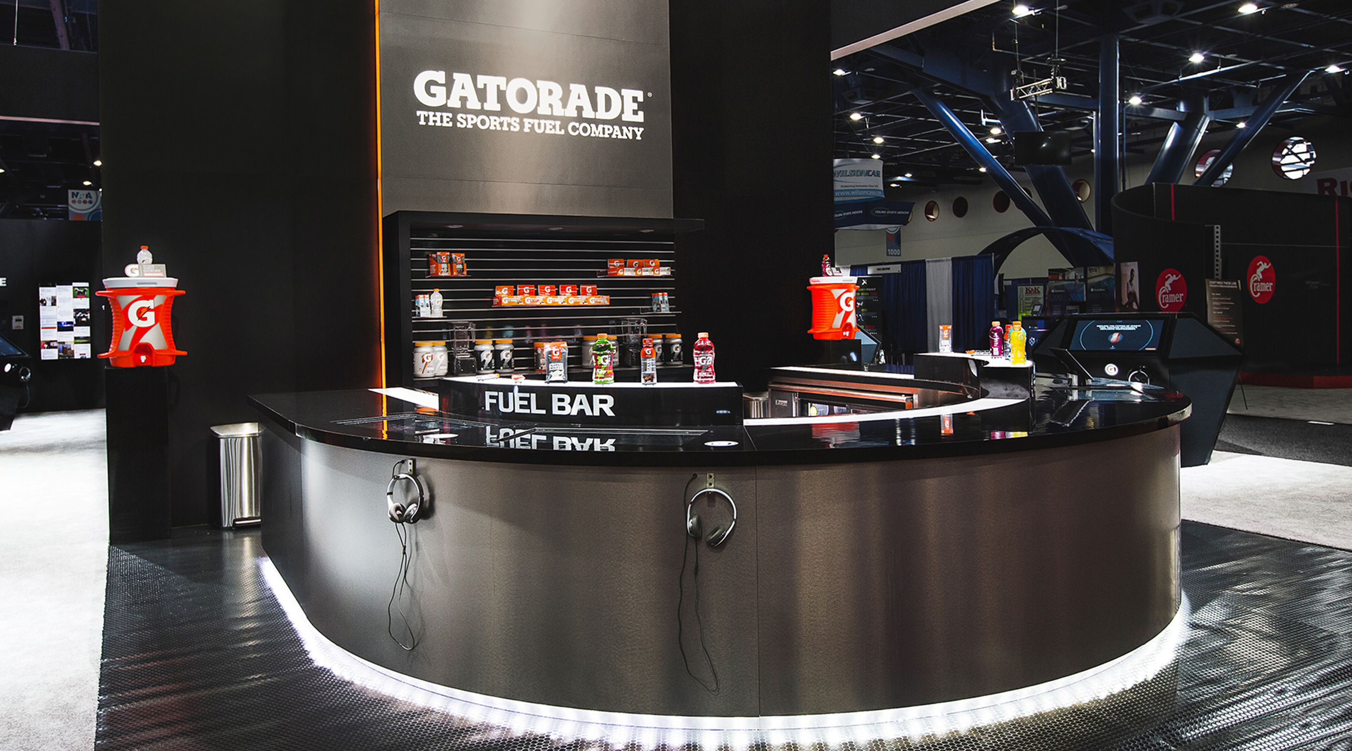 GATORADE - Digital Brand Experience