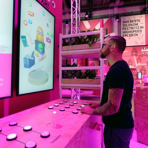 Deutsche Telekom IFA - Digital Brand Touchpoints