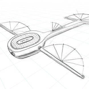Drone Scibble02