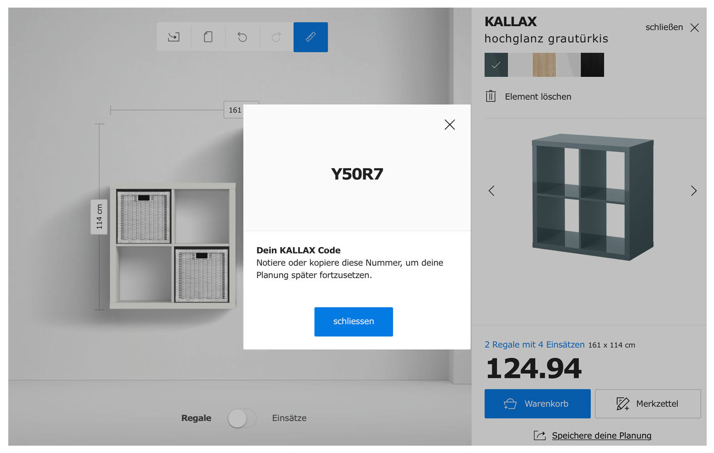 Ikea 3d Regal Konfigurator
