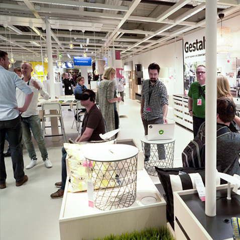 Ikea Grid 6