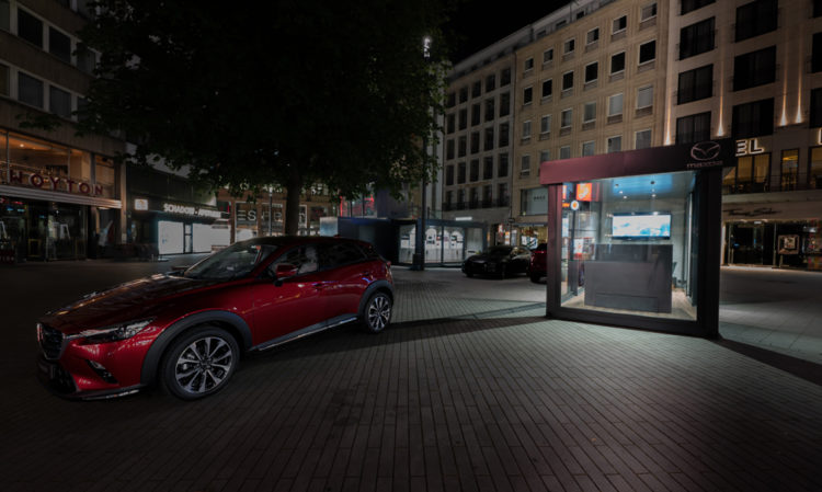 Mazda Solution L3