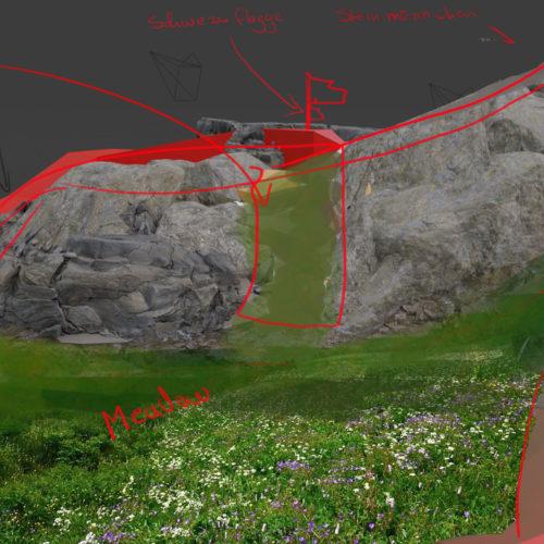 Mountain Level Rework