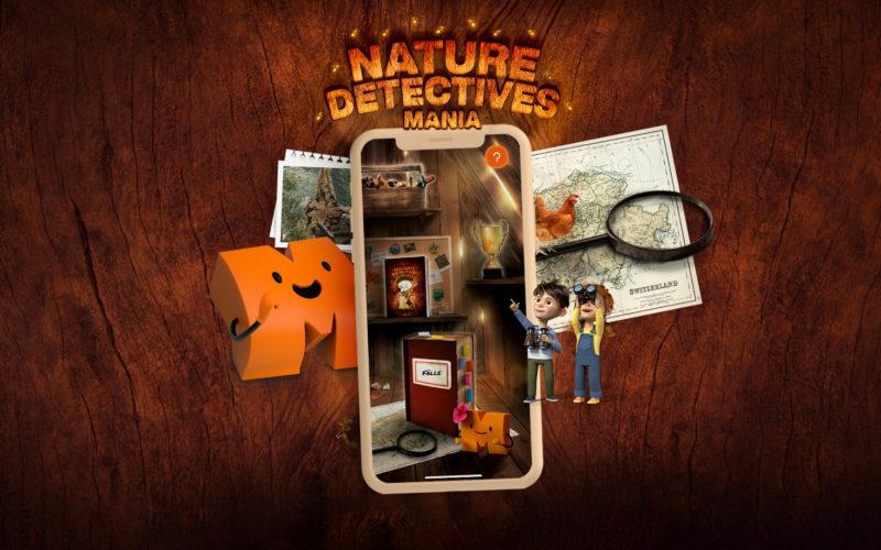 Migros 3D Detective Adventure App
