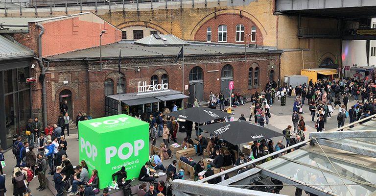 It's all about POP: Das war die re:publica 2018