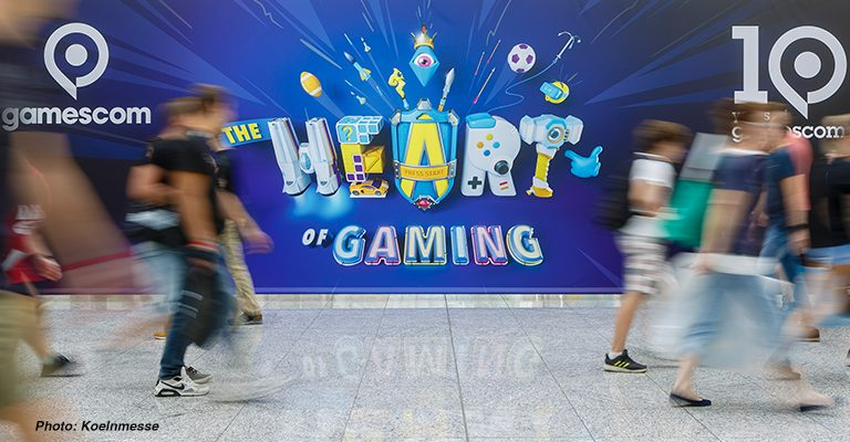 gamescom 2018: spectacular news at its tenth anniversary