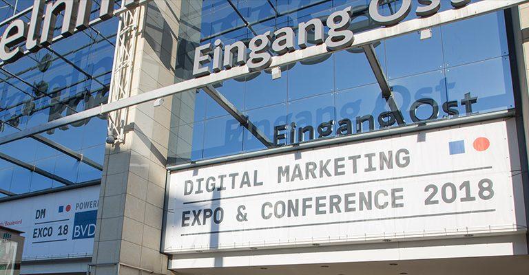 DMEXCO 2018: Was wir auf der Digital Marketing Expo & Conference gelernt haben
