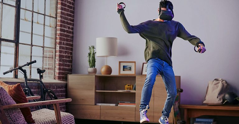 Oculus Connect 5 Keynote: Facebook stellt VR Brille Oculus Quest vor