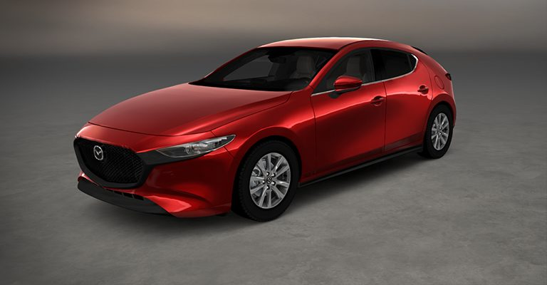 The All-New Mazda3: Demodern develops 3D Car Configurator in WebGL