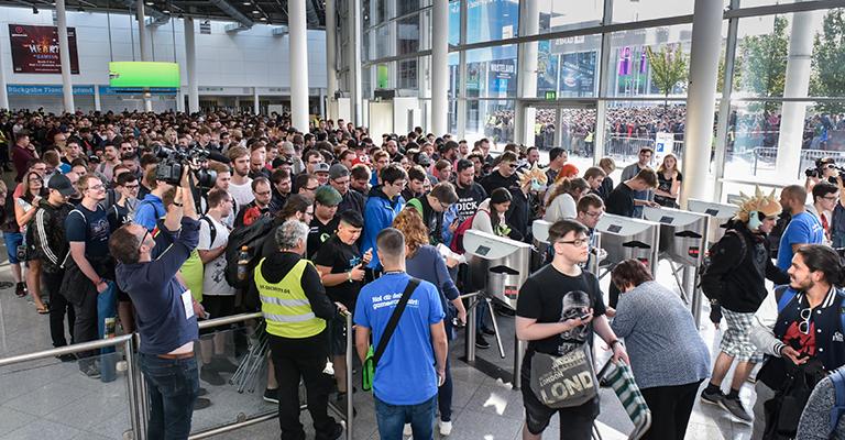Gamescom Fans