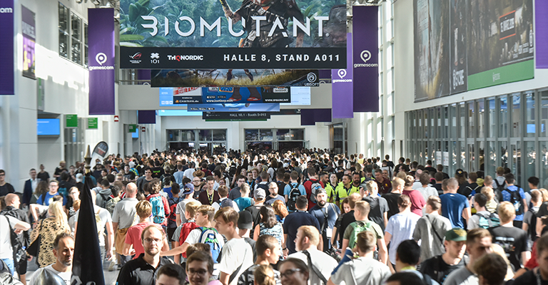 Gamescom Events