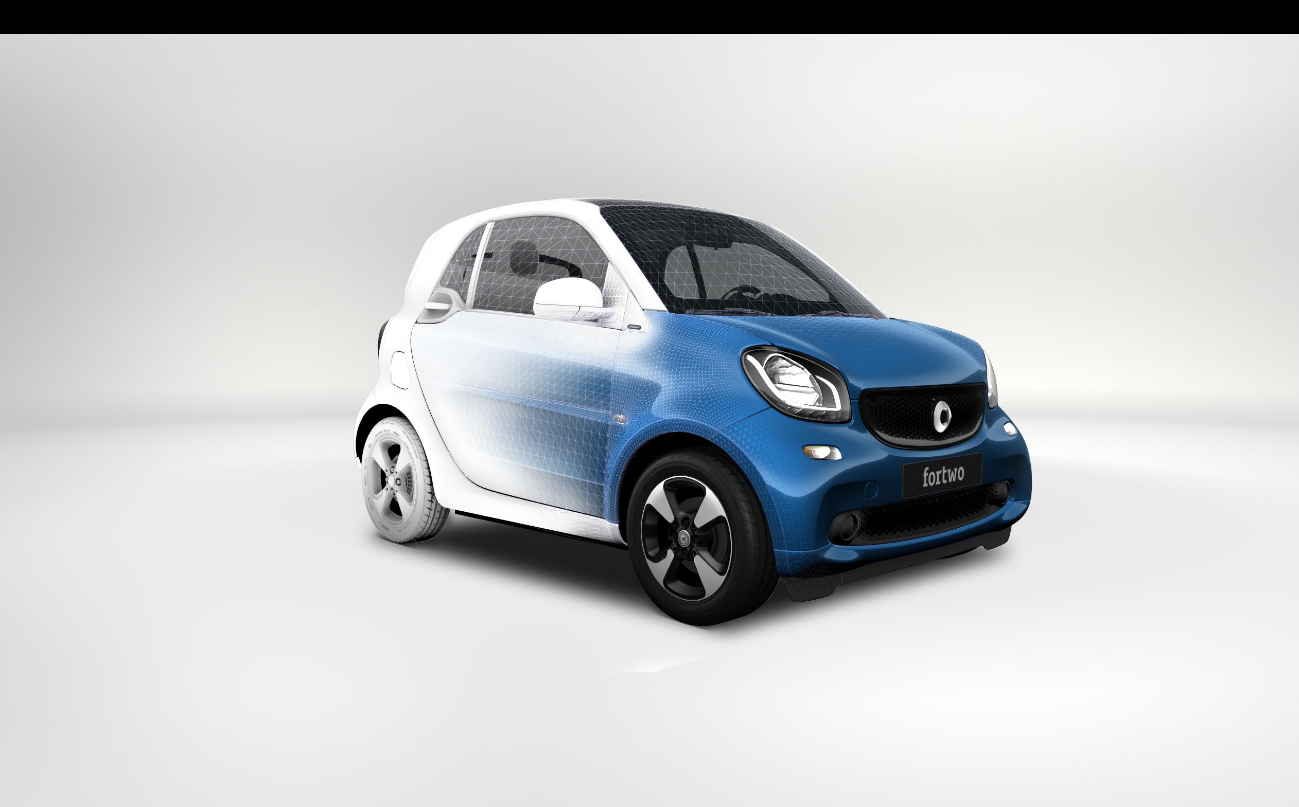Smart Cc Car Shading