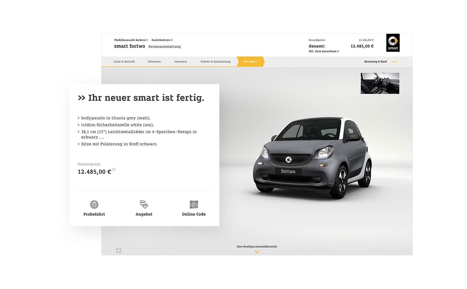 Smart Cc Sale
