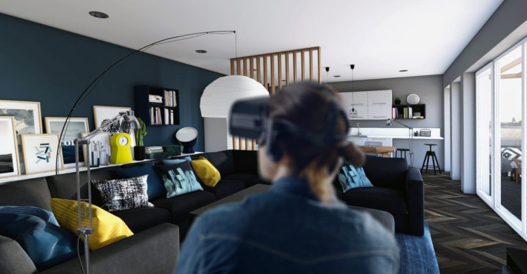 IKEA Virtual Reality Showroom - Facts und technische Details
