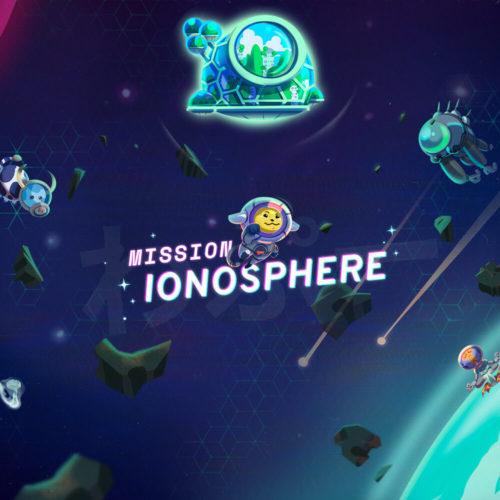 IONOS Mission Ionosphere – Web Game Experience
